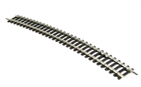"Peco Products ST-235 Setrack No.4 Radius Standard Curve. No ""double"" version produced - use 16 to form a circle"