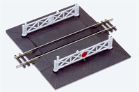 Peco Products ST-268 Setrack straight level crossing