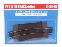 Peco Products ST-269 Curved Crossing Add On