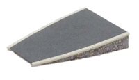 Peco Products ST-297 Stone platform ramp (pack of 2)