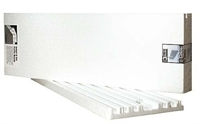 """Woodland Scenics ST1419 2 Polystryrene Profile Boards With 2 Connectors - 8 x 24"""""""