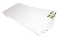 "Woodland Scenics ST1422 Foam sheets - 12 x 24"" by 0.25"" thick (Pack of 4)"