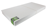 "Woodland Scenics ST1423 0.5"" Thick 12 x 24"" foam sheets x 4"