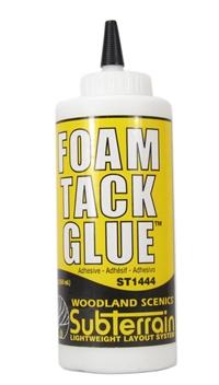 Woodland Scenics ST1444 Foam Tack Glue - 12 fl oz