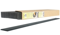 "Woodland Scenics ST1461 Single Track Strips Of OO/HO Gauge Track Bed (1.75"" x 24"") x 36"
