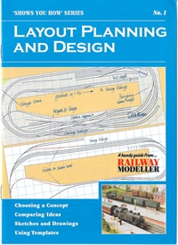 "Peco Products SYH01 Booklet - ""Shows You How"" Series - Layout Planning & Design"