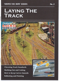"Peco Products SYH03 Booklet - ""Shows You How"" Series - Laying The Track"