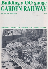 "Peco Products SYH08 Booklet - ""Shows You How"" Series - Building a OO Gauge Garden Railway"