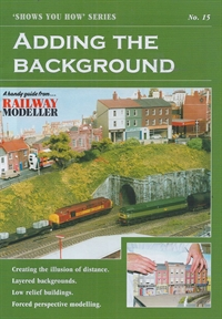 "Peco Products SYH15 Booklet - ""Shows You How"" Series - Adding the Background"