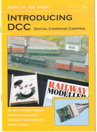 "Peco Products SYH17 Booklet - ""Shows You How"" Series - Introducing DCC - Digital Command Control"