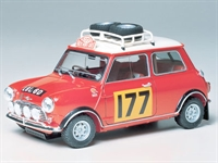 Tamiya 24048 Morris Mini Cooper 1275S Rally