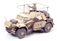 Tamiya 35268 German Sd.Kfz 223 armoured car with figure & photo etched parts