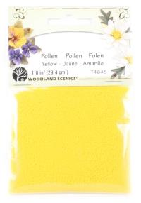 Woodland Scenics T4645 Pollen - yellow