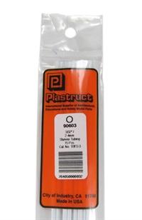 Plastruct TBFS-3 90603  Tbfs-3 Tube Per 15