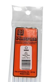 Plastruct TBFS-8 90606  Tbfs-8 Tube Per 7