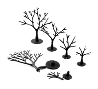 "Woodland Scenics TR1120 0.75-2"" Deciduous - Tree Armatures -  Pack Of 114"
