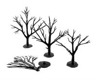 "Woodland Scenics TR1122 3 - 5"" Deciduous - Tree Armatures -  Pack Of 28"