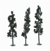 "Woodland Scenics TR3562 6 - 7"" Standing Timber (Conifer) Trees - Pack Of 3"