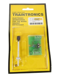Traintronics TT103 2-aspect yellow/green signal with fading interface board c/w