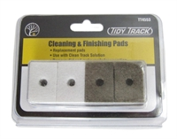 Woodland Scenics TT4553 Tidy Track Cleaning & Finishing Pads for use with TT4550 Cleaning Kit