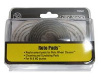 Woodland Scenics TT4562 Tidy Track Roto Pads for use with TT4560 or TT4561