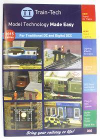 Train Tech TTCAT15 Train Tech 2015 Brochure