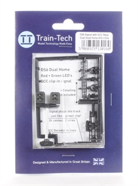 Train Tech DS6 One Touch DCC Signal Dual Home (R/G)