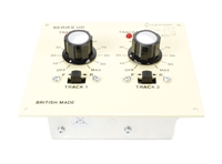 Gaugemaster Controls UD Double Panel Mount Circuit Controller
