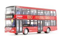 Northcord Model Company UK9010 Scania OmniCity Stagecoach London with special Scania 100 Years branding