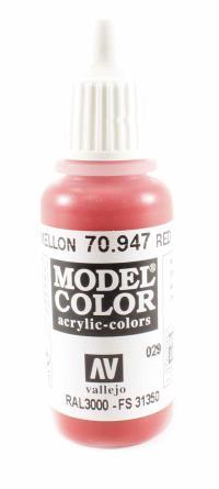Vallejo VAL947 Model Color - Red