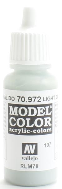 Vallejo VAL972 Model Color - Light Green Blue