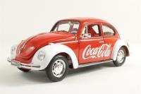 Oxford Diecast WE002CC Volkswagen Beetle Coca Cola