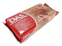 Javis Scenics X1000DAST DAS Modelling Clay - Terracotta Colour 1kg