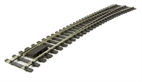 Peco Products SL-E786BH Right hand O gauge curved turnout