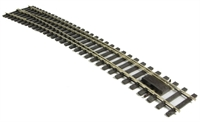 Peco Products SL-E787BH Left hand O gauge curved turnout