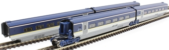 10-1298 Class 373 Eurostar - pack of four additional coaches - post-2013 livery