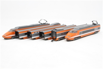 10-198-PO TGV 6-Car Set of the SNCF - Pre-owned - Like new