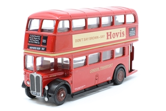 "10106DL-PO04 AEC RT (Closed) - ""LT - Rank Hovis"" - Pre-owned - Like new"
