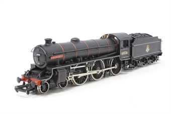 """11011-PO10 Class B1 4-6-0 61026 """"Ourebi"""" in BR black with early crest - Pre-owned - Like new"""