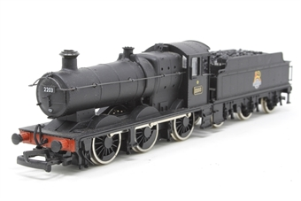 11042-PO03 Collett goods 0-6-0, BR black 2203 - Pre-owned - detailed with real coal - Imperfect box
