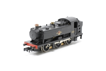 1105farish-PO09 Class 94xx 0-6-0 Pannier 9402 in BR Black - Pre-owned - replacement box