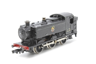 1105farish-PO11 Class 94xx 0-6-0 Pannier 9401 in BR Black - Pre-owned - worn decals, wobbly runner, replacement box