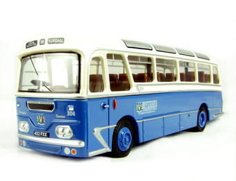 "11904 Harrington Cavalier coach ""Southend Transport"""