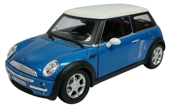 125059 New Mini Metallic Blue