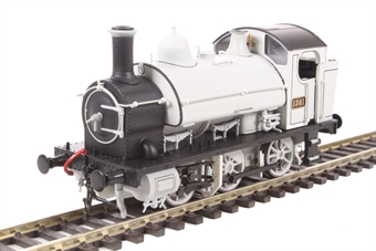 1300 Class 1361 0-6-0ST 1361 in GWR photographic grey - Limited edition of 250