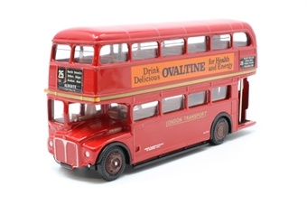 15602-PO17 AEC Routemaster 'Ovaltine' - Pre-owned - Like new