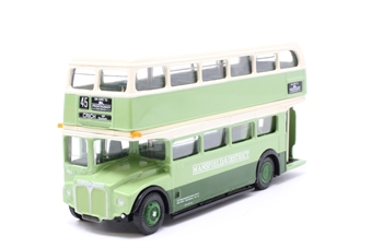 """15609-PO05 AEC Routemaster - """"Mansfield & District"""" - Pre-owned - Like new"""