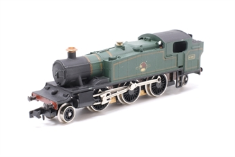 1605Farish-PO06 Class 61xx 2-6-2 6102 in BR Green - Pre-owned - Like new- Imperfect box