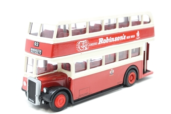 "16112-PO03 Leyland PD2 Highbridge - ""Stockport"" - Pre-owned - Like new £12"