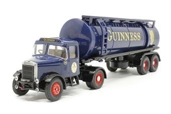 16301COR-PO06 Scammell Highwayman Tanker - 'Guinness' - Pre-owned - Like new
